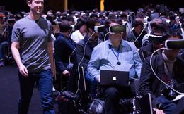 Tấm ảnh dị thường của ông chủ Facebook đang khiến cả thế giới lo sợ