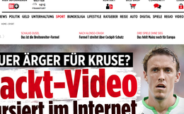 """Điểm báo quốc tế: Man City bị """"chơi khăm"""" và Kruse thì quá """"nhọ""""!"""