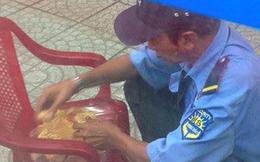 Xôn xao câu chuyện bảo vệ ở Sài Gòn phải ăn mì tôm hết hạn vì không được trả lương?