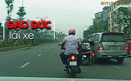 Sự vô trách nhiệm và thiếu đạo đức của tài xế gây tai nạn rồi bỏ chạy