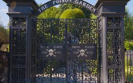 Bí ẩn phía sau cánh cổng vào khu vườn nguy hiểm nhất thế giới!