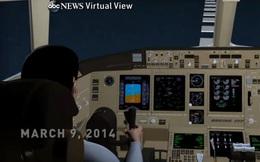 Malaysia lần đầu thừa nhận hành động lạ của cơ trưởng MH370