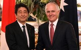 Nhật Bản, Australia khẳng định lập trường chung về Biển Đông