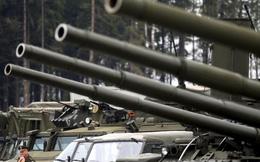 Đại bác Nga đã tràn ngập bắc Syria, lệnh ngừng bắn bị đe dọa nghiêm trọng