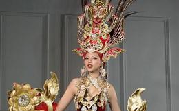 Quá tự hào: Dù chưa thi, mỹ nhân Việt đã giành 2 giải lớn tại HH Siêu quốc gia!