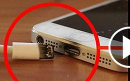 Nhiều người trong chúng ta đang có thói quen sử dụng điện thoại gây chết người