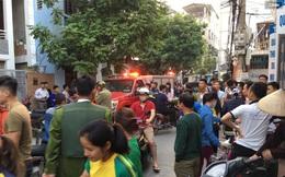 Nam thanh niên đập phá nghĩa trang rồi chém trọng thương công an ở Hà Nội