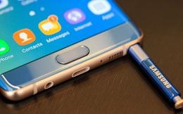 Galaxy Note 7 tạm ngừng bán, cổ phiếu Samsung lao dốc