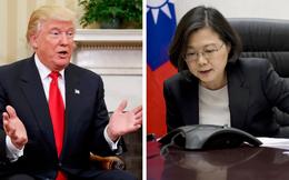 """TQ: Cuộc điện đàm phá vỡ mọi tiền lệ của Trump chỉ là """"thủ đoạn nhỏ mọn"""" của Đài Loan"""