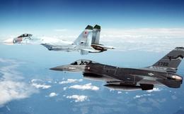 Lý do Không quân Mỹ cảm thấy sợ hãi trước tiêm kích Su-27
