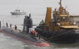 """Hải quân Ấn Độ bác bỏ tuyên bố tàu ngầm bị Pakistan """"xua đuổi"""""""