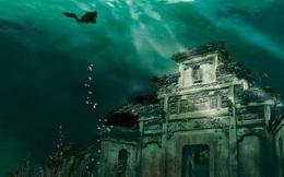Những công trình bí ẩn chìm sâu dưới đáy đại dương