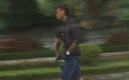 Lạng Sơn: Biết công an đến nhà, bố gí súng vào đầu con trai dẫn ra đường