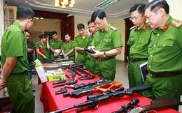 Chủ tịch Hà Nội thông tin về 33 ổ nhóm tội phạm