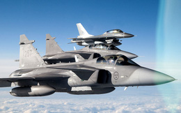 JAS-39 và F-16 sẽ cùng gia nhập biên chế Không quân Việt Nam?