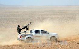 Quân đội Syria tấn công thành trì cuối cùng của IS tại Homs