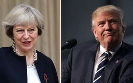 Thủ tướng Anh gọi điện cho ông Trump bàn chuyện NATO