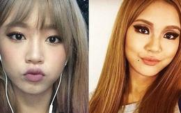 """Cô gái Hàn Quốc được phong danh """"thánh make-up"""" vì biệt tài biến hóa thành bất cứ ngôi sao nào!"""