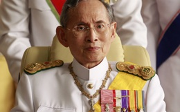 [CHÙM ẢNH] Cuộc đời cố Quốc vương Bhumibol Adulyadej - Trái tim và Linh hồn người Thái