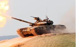 Xe tăng T-90A đấu tên lửa TOW quyết liệt ở Aleppo