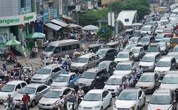 """Phó Giám đốc Sở GTVT Hà Nội: """"Ùn tắc giao thông, chúng tôi gọi là cơm bữa"""""""