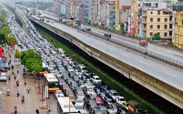 Chưa chốt thời điểm đề xuất thu phí ôtô vào Hà Nội