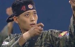 Lính Lục quân Hàn Quốc tung quyền cước đầy uy lực