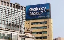 Lợi nhuận smartphone Samsung giảm 98% vì Galaxy Note 7