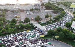 Hơn 1.800 tỷ chống kẹt xe, ngập úng cho sân bay Tân Sơn Nhất