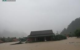 Số người chết do lũ lụt ở Quảng Bình tăng cao