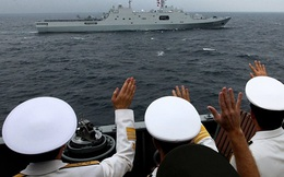 Nga-Trung: Chuyển từ trung lập sang ủng hộ nhau ở Biển Đông
