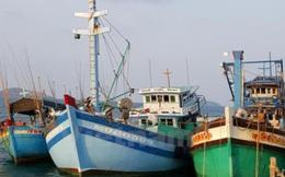 Việt Nam phản đối việc hải quân Thái Lan nổ súng vào tàu cá