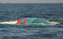 Tàu cá bị đâm chìm ở Hoàng Sa: Mới thấy tàu, chưa thấy ngư dân