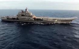 Nga bắt đầu tấn công đồng loạt các mục tiêu khủng bố tại Syria