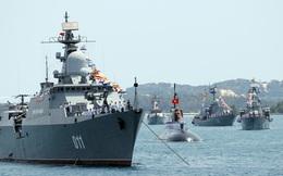 Nga phủ nhận thông tin tàu Gepard Việt Nam được trang bị tên lửa Kalibr