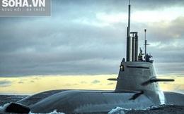 Tàu ngầm phi hạt nhân tối tân nhất thế giới