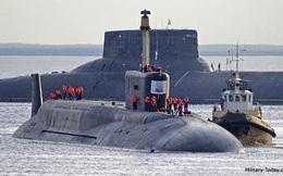 Tàu ngầm Nga vô hình nhờ vật liệu mới