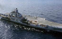 Đội chiến hạm cực mạnh của Nga tuần tra Đại Tây Dương