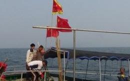 264 lượt tàu cá TQ xâm nhập vùng biển Đà Nẵng năm 2015