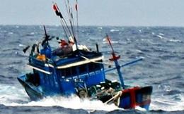 Trung Quốc từ chối 6 tàu cá Việt Nam lên đảo Bông Bay thuộc quần đảo Hoàng Sa tránh thời tiết xấu