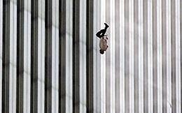 """""""Người đàn ông rơi""""- bức ảnh thực sự khác biệt và nhức nhối trong vụ 11/9"""