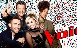 Những bài hát bạn chắc chắn phải nghe trong vòng giấu mặt The Voice Mỹ
