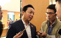 Bộ trưởng Trần Hồng Hà: Đã kiểm điểm trách nhiệm vụ Formosa
