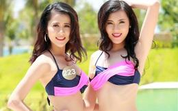 40 thí sinh HH Bản sắc Việt sexy nghịch nước