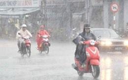 Thời tiết 27/6: Nam Bộ mưa lớn do áp thấp, miền Bắc nắng nóng