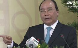 Thủ tướng Nguyễn Xuân Phúc biểu dương thói quen cà phê với doanh nghiệp của bí thư Đồng Tháp