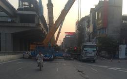 Bị phạt hơn 20 triệu vì đỗ xe bịt kín đường Nguyễn Trãi