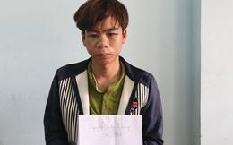 Công an phường truy đuổi 2km bắt 2 tên giật điện thoại