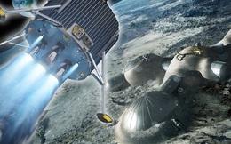 Trinh sát của NASA phát hiện công trình bí ẩn trên Mặt Trăng