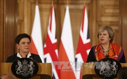 """Nghị sĩ ba chính đảng Anh vận động ngăn chặn Brexit """"cứng"""""""
